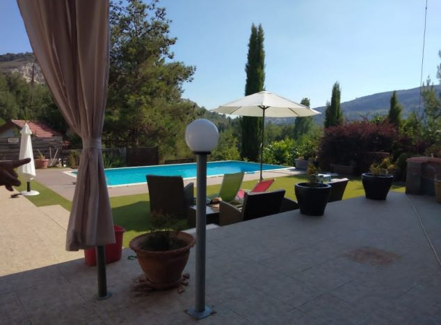 Villa 17824 on sell in Troodos