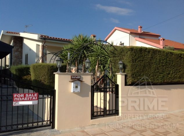 Cyprus property, Bungalow for sale ID:1786