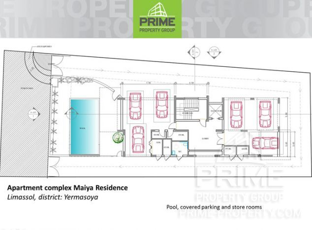 Cyprus property, Apartment for sale ID:1792