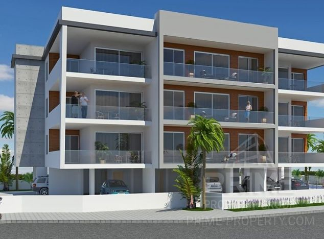 Cyprus property, Apartment for sale ID:1804