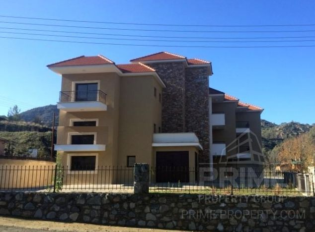 Cyprus property, Apartment for sale ID:1807