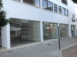 Cyprus property, Shop for rent ID:1860