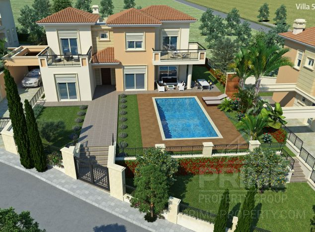 Cyprus property, Villa for sale ID:1865