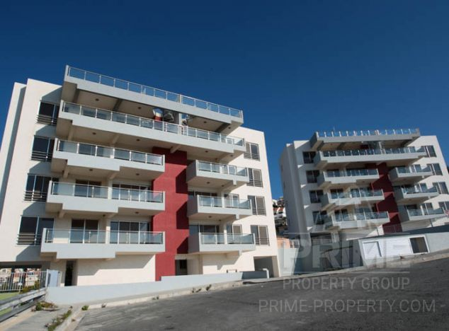 Cyprus property, Apartment for sale ID:1877