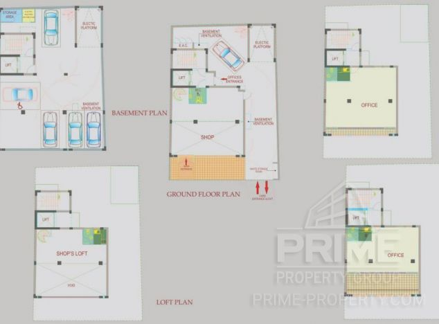 Cyprus property, Building for sale ID:1882