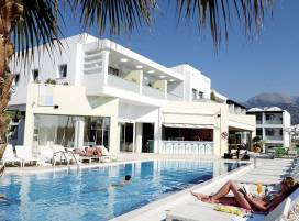 Cyprus property, Hotel for sale ID:1900