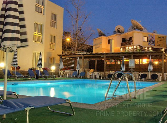 Hotel 1901 on sell in Paphos