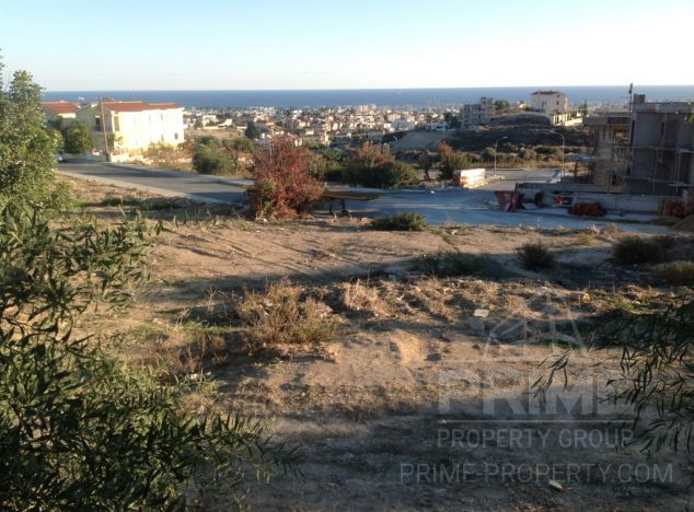 Cyprus property, Land for sale ID:1915