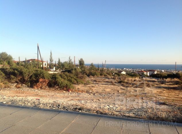 Cyprus property, Land for sale ID:1916