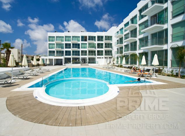 Cyprus property, Apartment for sale ID:1942