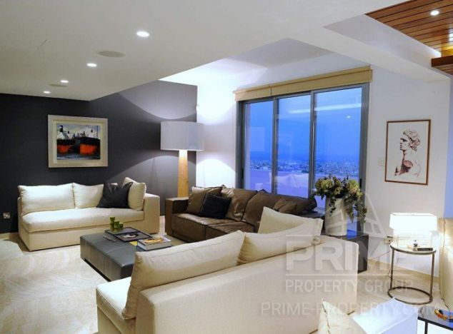 Cyprus property, Penthouse for sale ID:2033