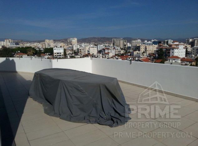 Cyprus property, Penthouse for rent ID:2083