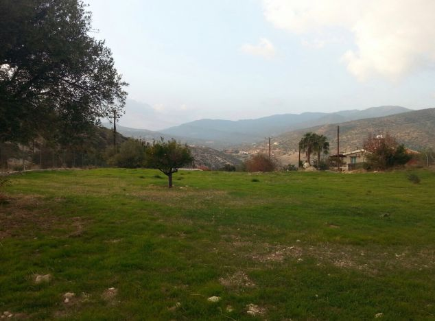 Land 2123 on sell in Limassol