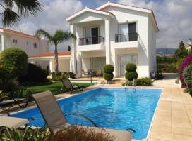 Cyprus property, Villa for holiday rent ID:2141