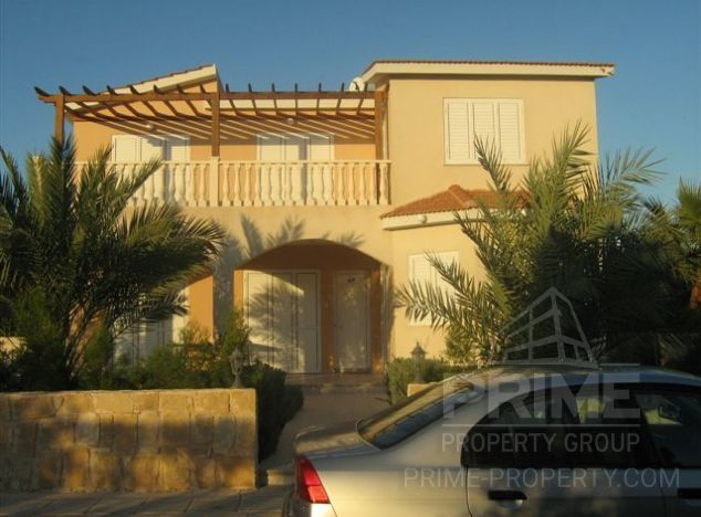 Cyprus property, Villa for holiday rent ID:2152