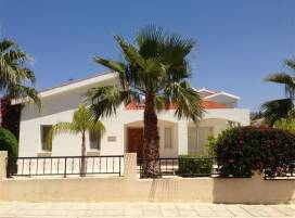 Cyprus property, Bungalow for holiday rent ID:2153