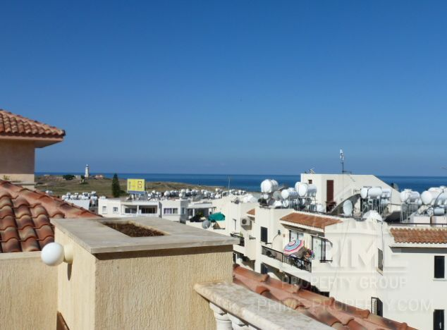 Cyprus property, Penthouse for holiday rent ID:2154