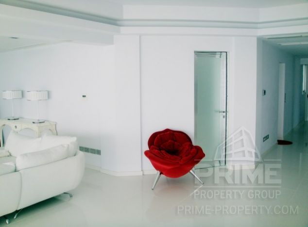 Cyprus property, Penthouse for holiday rent ID:2161