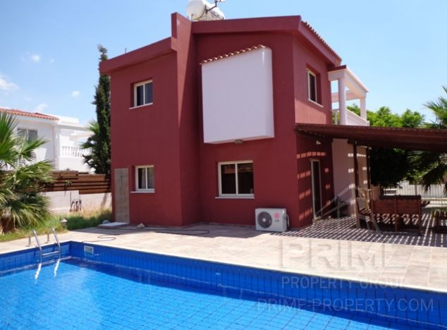 Cyprus property, Apartment for holiday rent ID:2173