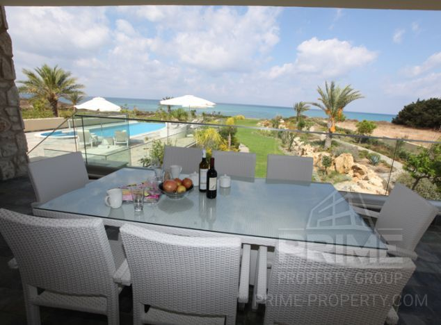 Cyprus property, Villa for holiday rent ID:2218