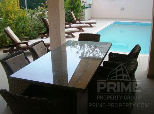 Cyprus property, Villa for holiday rent ID:2242