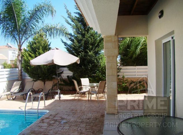 Cyprus property, Villa for holiday rent ID:2251