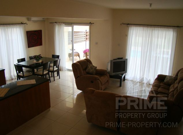 Cyprus property, Villa for holiday rent ID:2262