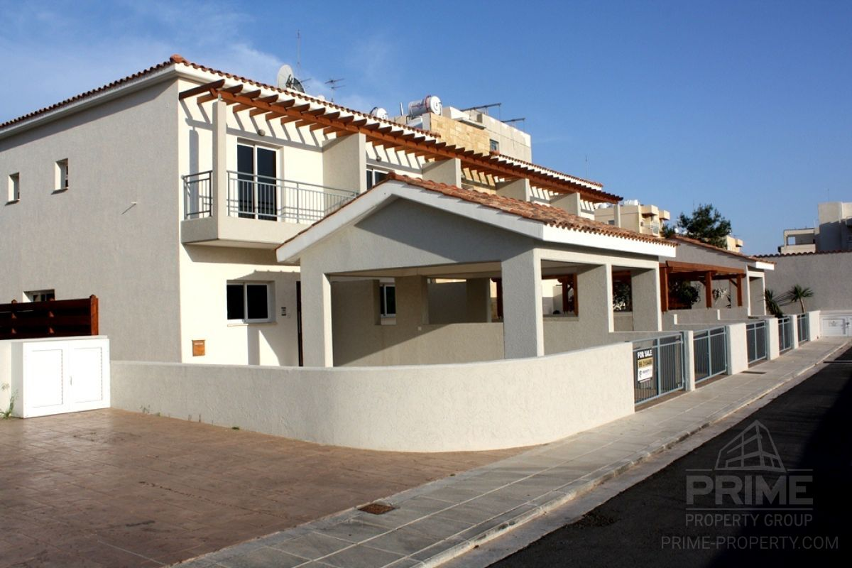 Предложение № 2314 - Limassol, Townhouse 100 м2
