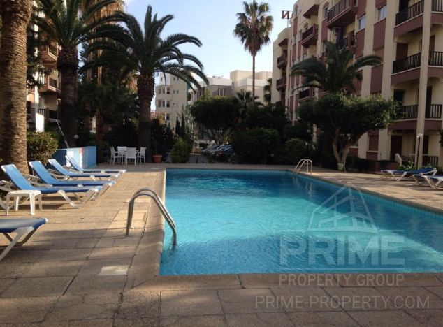 Cyprus property, Apartment for holiday rent ID:2375