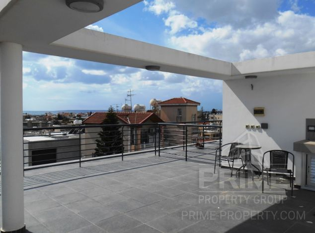Cyprus property, Penthouse for sale ID:2419