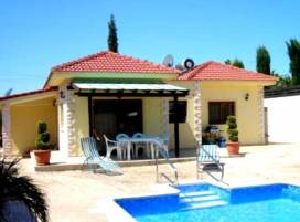 Cyprus property, Bungalow for sale ID:2448