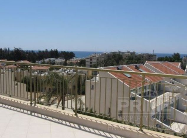 Cyprus property, Penthouse for rent ID:2478