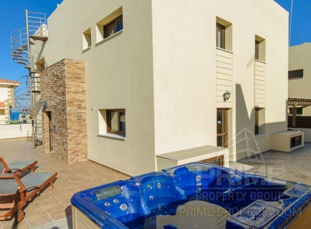 Cyprus property, Villa for holiday rent ID:2511