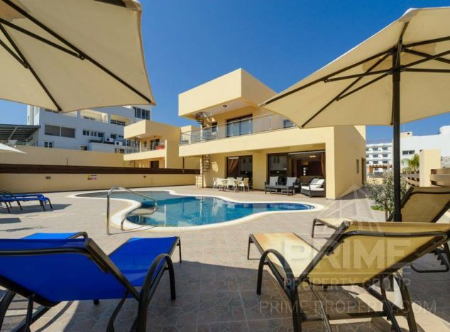 Cyprus property, Villa for holiday rent ID:2516