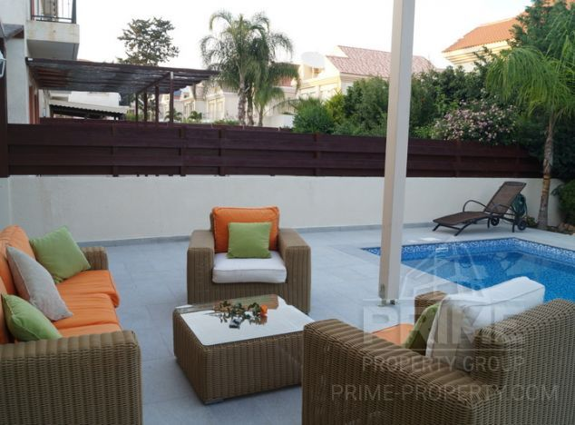 Cyprus property, Villa for holiday rent ID:2529