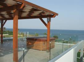 Property in Cyprus, Apartment for holiday rent ID:2545