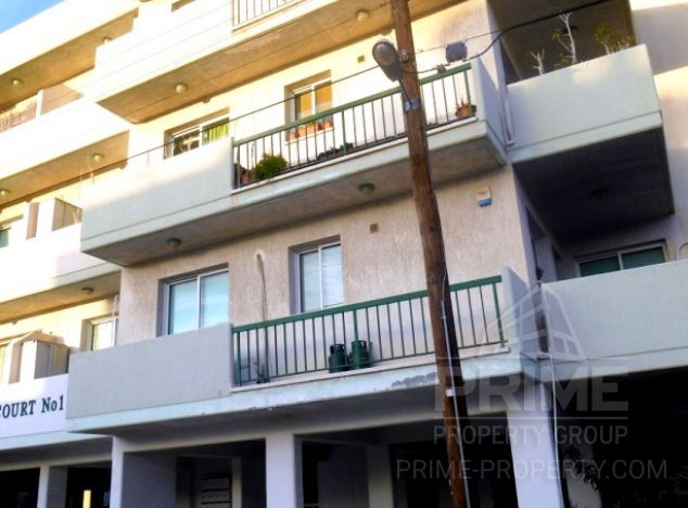 Cyprus property, Apartment for sale ID:2563