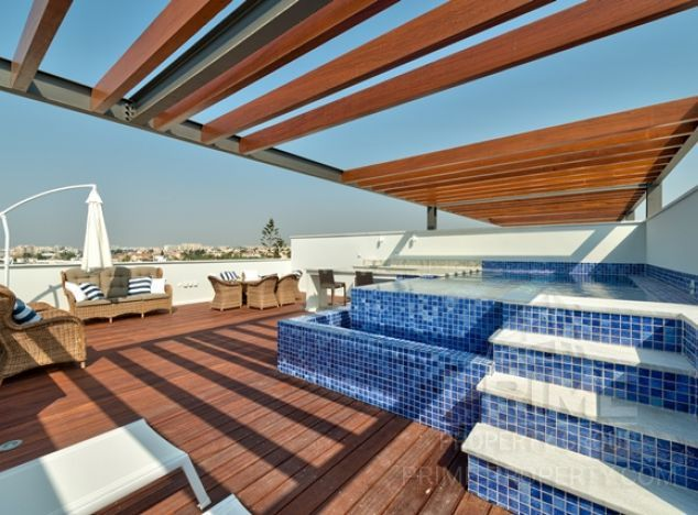Cyprus property, Penthouse for sale ID:2589
