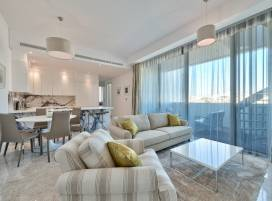 Cyprus property, Penthouse for rent ID:2590