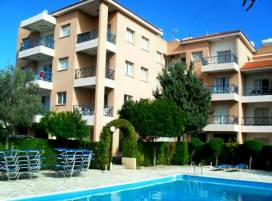 Property in Cyprus, Apartment for sale ID:2615