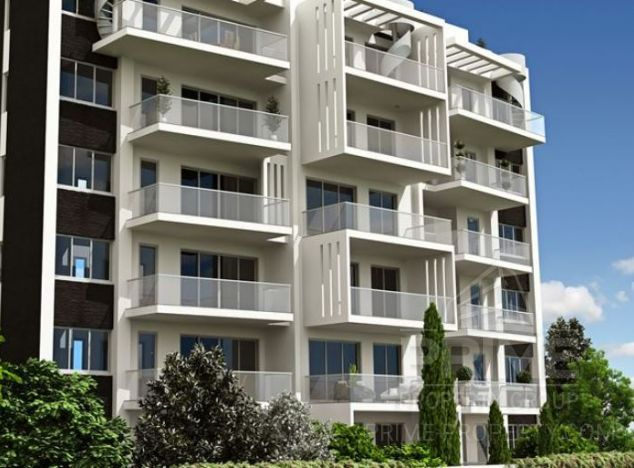 Cyprus property, Penthouse for sale ID:2652