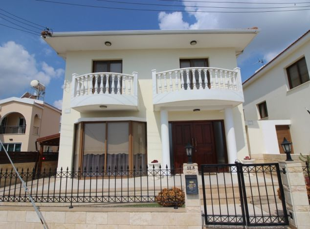 Villa 2702 on sell in Larnaca