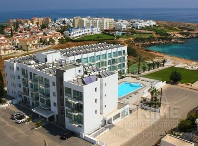 Cyprus property, Apartment for sale ID:2722