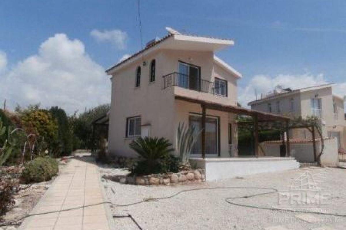 Предложение № 2733 - Paphos, Villa 125 м2