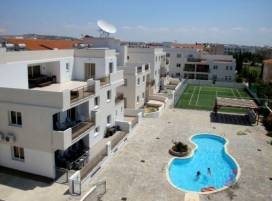 Cyprus property, Apartment for sale ID:2744