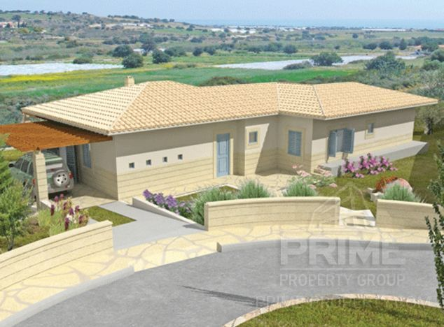 Cyprus property, Villa for sale ID:2811