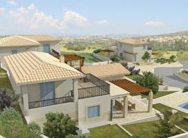 Cyprus property, Villa for sale ID:2814