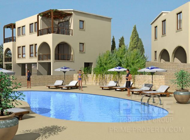 Cyprus property, Apartment for sale ID:2818