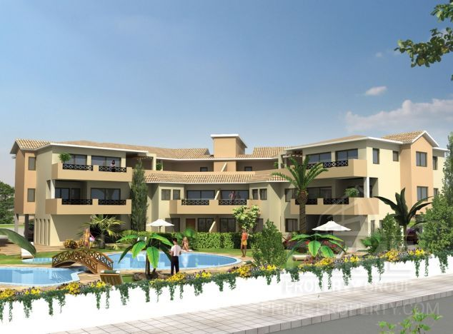 Cyprus property, Apartment for sale ID:2825