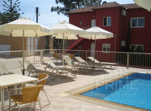 Cyprus property, Apartment for holiday rent ID:2857
